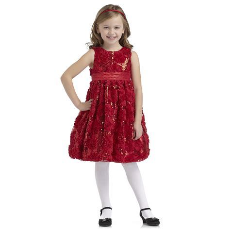 American Princess Girl S Party Dress Sequins Soutache American Princess