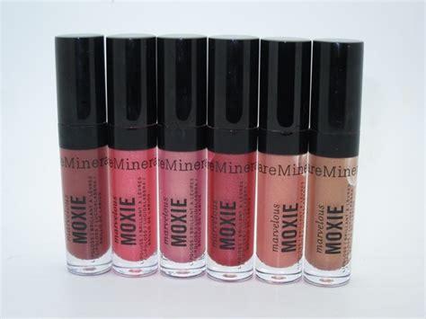 Bare Minerals Color Marvelous Moxie Lip Palette In Crush bare minerals to trot marvelous moxie lipgloss set
