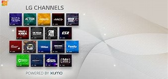 Image result for what is lg tv channels. Size: 338 x 160. Source: www.lg.com
