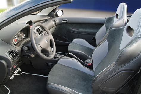peugeot 206 convertible interior image gallery 206 cc interior