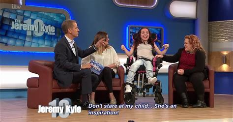 theme music jeremy kyle show the jeremy kyle show s inspirational children episode had