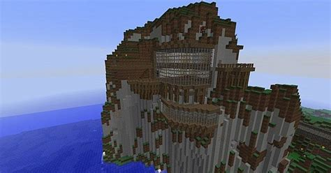 minecraft mountain house designs minecraft mountains houses on pinterest mountain houses minecraft and wood house design