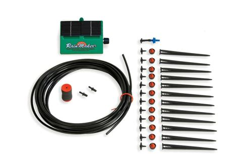flowerhouse solar rainmaker automatic watering system