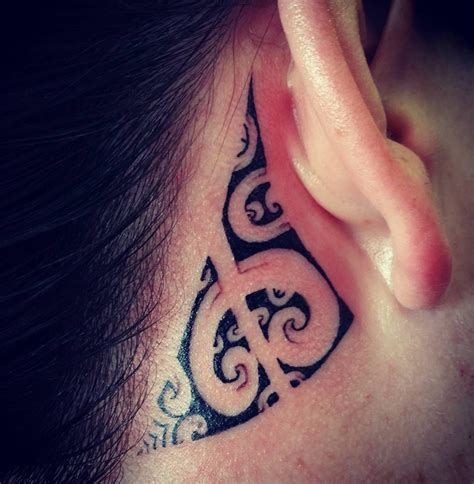 tattoo behind ear meaning hawaiian designs and meanings hawaiian