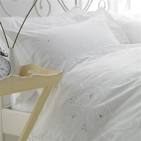 luxury white bedding camellia luxury white bed linen french bedroom company