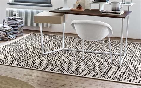 tappeto calligaris tappeto a motivi geometrici africa by calligaris design