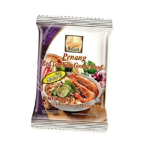 Bumbu Tom Yum Mak Nyonya Instant Tom Yam Sauce 100gr Malaysia Perencah 10 jenis mie instant ramyun paling enak di dunia keepo