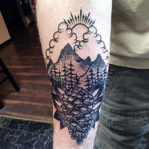 nature tattoos for men nature tattoos for designs ideas and meaning