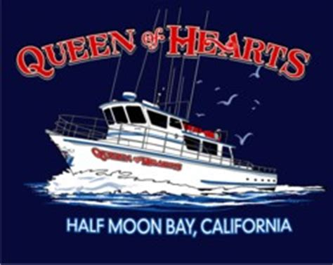 queen of hearts sportfishing merchandise for sale - Queen Of Hearts Charter Boat Fishing