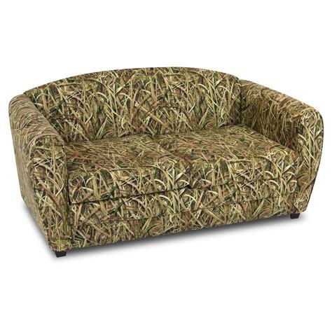 totally tween sofa sleeper totally tween sofa sleeper mossy oak shadow grass blades