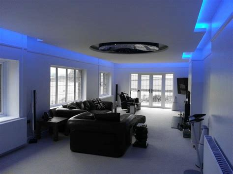 led living room lighting 3 unusual ways to light your living room simple lighting