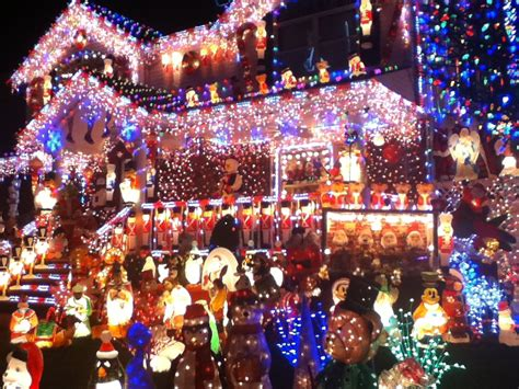 best christmas decorated house in queens this is just my christmas decorations queens ny holliday decorations