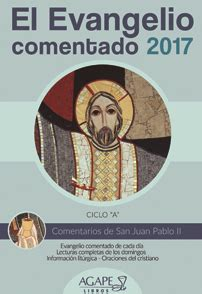 libro evangelio 2017 ciclo a agape libros