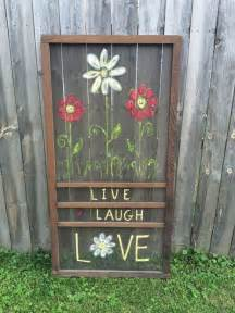 Crafts For Decorating Your Home Clever Old Screen Door Ideas