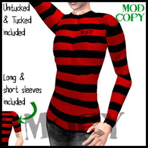 3second 117061722br T Shirt second marketplace mopy black stripe t shirt jersey