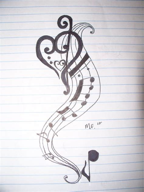 music tattoo designs free tattoos note designs free