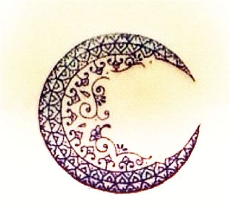 design henna moon im gettin a moon tattoo one day ive loved the moon since