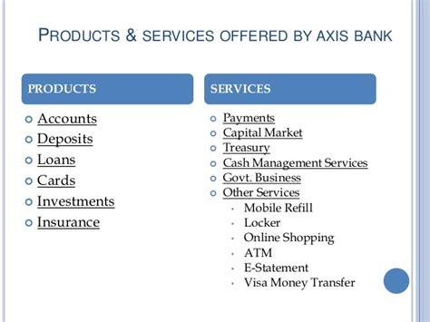 services of axis bank employee satisfaction in axis bank