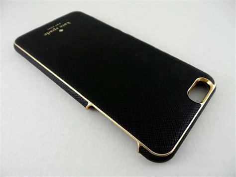 kate spade wrap for apple iphone 6 6s plus black ksiph 031 blk v ebay