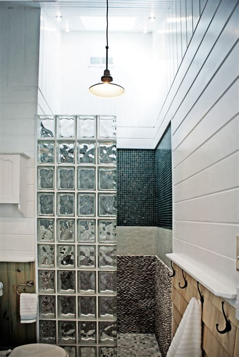 glass cubes for bathroom glass blocks for showers bathroom traditional with bath