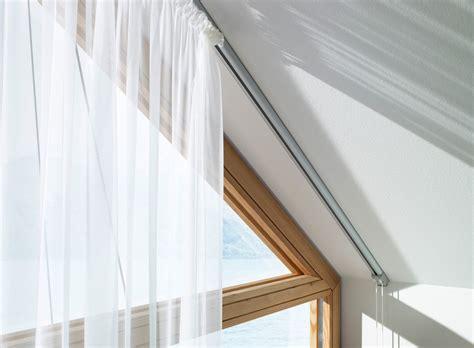 vorhang in dachschräge dachschrge vorhang usblife info