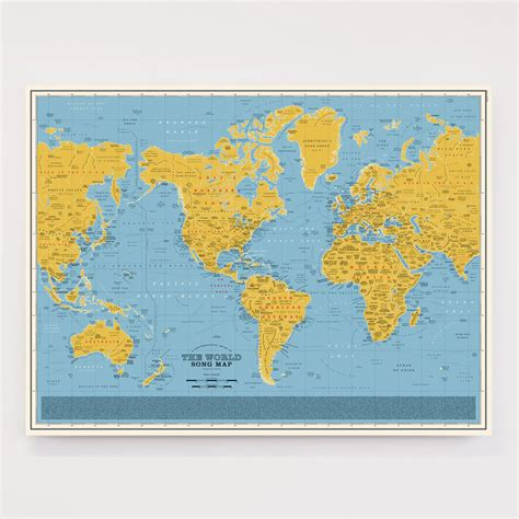 maps special edition 1783708042 world song map special edition dorothy