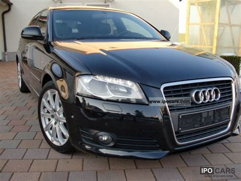 Audi A3 Sport Package by 2010 Audi A3 2 0 Tdi Sportback S Line Sports Package