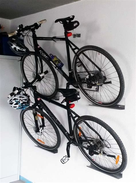 fahrrad in der garage aufhängen 1000 ideen zu fahrradhalter auf velo fahrrad