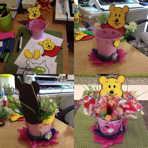 imagenes de winnie pooh en foami idea para dulcero o centro de mesa de fiestas tem 225 tica de