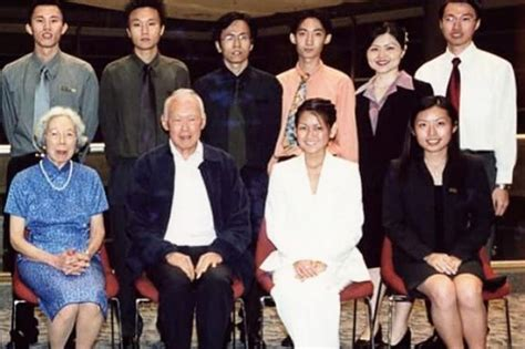 show li xiuqi daughter of pm lee hsien loong personal encounters with lee kuan yew latest others news