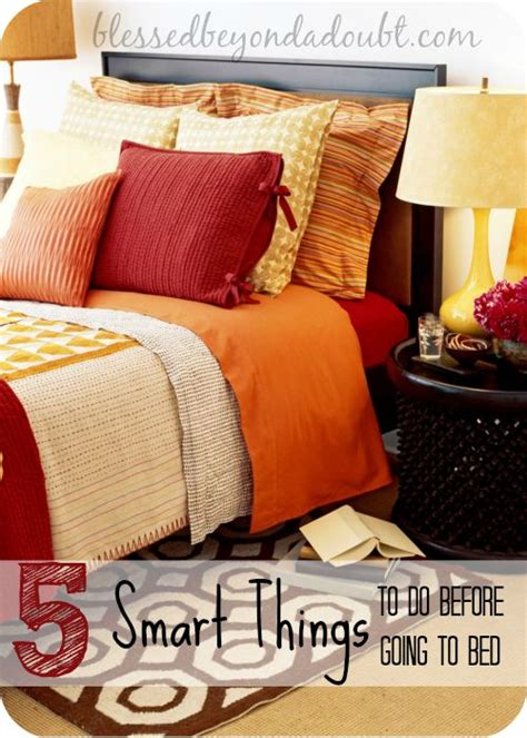 smartly things bed fan 5 smart things to do before you go to bed