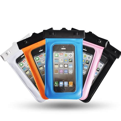 bingo waterproof bag for smartphone 4 8 inch wp06130