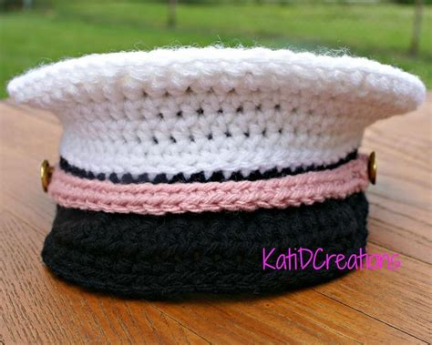 free crochet pattern for army hats crochet military inspired hat free pattern