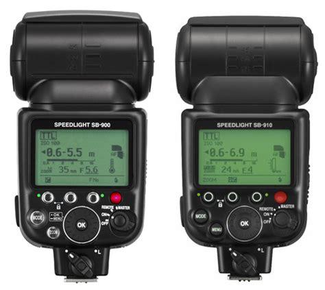 tutorial flash nikon sb 910 nikon sb 900 vs sb 910 speedlight comparison nikon rumors