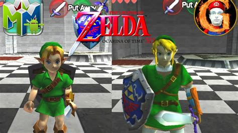 Link Time Fabsugar Want Need 64 by Link 3ds No Ocarina Of Time 64 Atualiza 199 195 O E Corre 231 227 O De