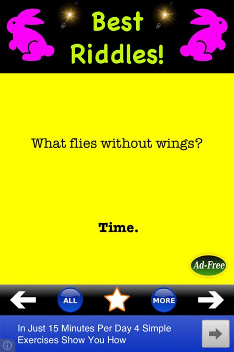 best riddle best riddles app review fabulous brain teasers apppicker
