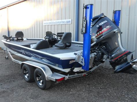 bass boat talons andalusia marine and powersports inc new xpress boats