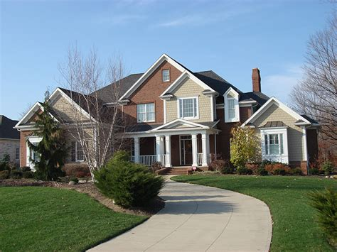 Small Custom Home Builders Ohio Custom Homes Northeast Ohio David Builders