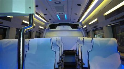 Gaurdie E Banister Jr by Tempo Traveller Interior Design 28 Images The World S