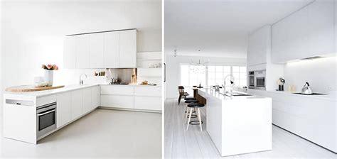 kitchen designs white kitchen design gorgeously minimal kitchens 5 design characteristics of a minimalist kitchen