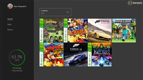 Sale Stik Xbox 360 Kabel xbox one dashboard abw 228 rtskompatibilit 228 t xbox 360 sale
