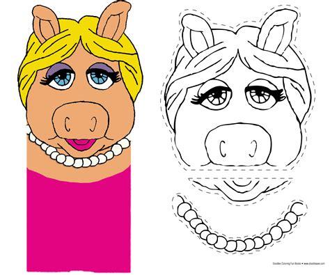 doodles ave muppet puppet craft doodles ave