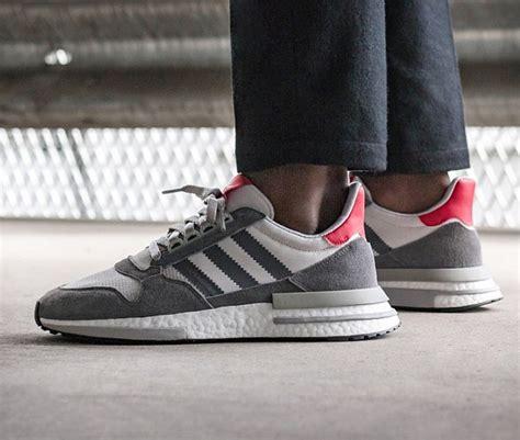 adidas mens original zx  rm shoes  combine  mesh
