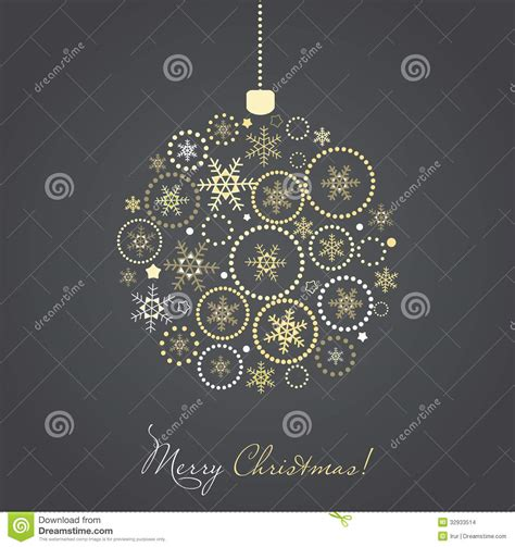snowflake card template made from gold and silver snowflake stock
