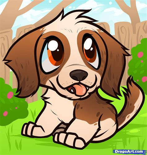 free bernard puppies learn how to draw a bernard puppy st bernard puppy pets animals free step by
