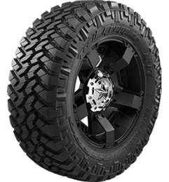 Aggressive Tires For 18 Inch Rims Fourbys 4x4 Trail Grappler 174 M T