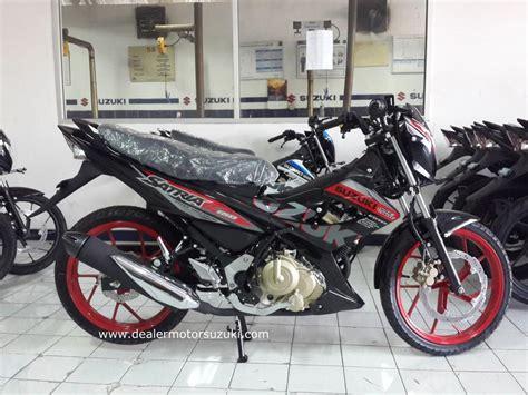 Alarm Motor Buat Satria Fu jual satria fu 150 cc harga murah jakarta oleh pt dealer