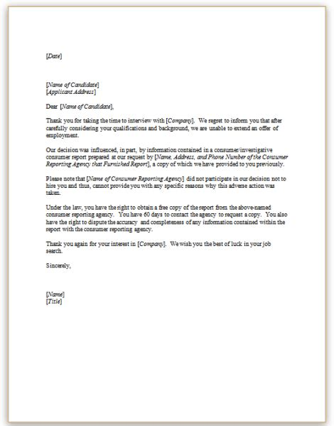 fresh pre adverse letter how to format a cover letter