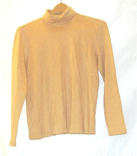 M Sz M by Euc S Sz M M Basic Editions Turtleneck