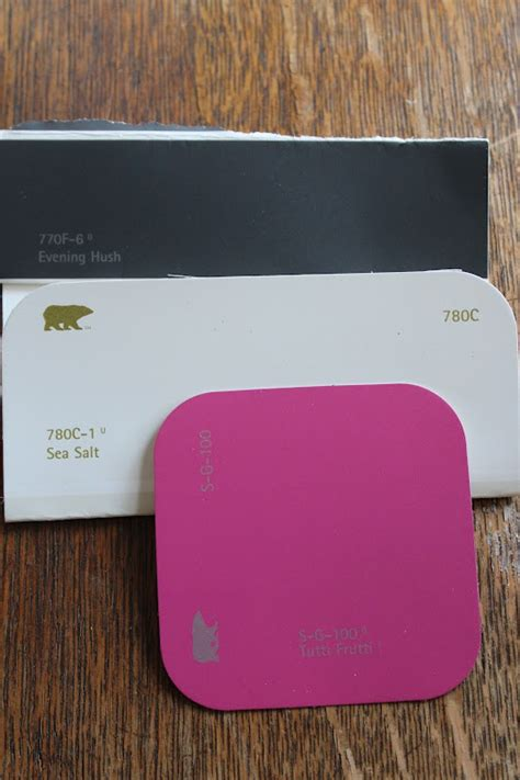 behr tutti frutti sea salt new neutrals bright paint colors